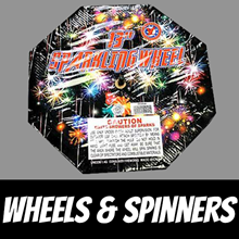 Wheels & Spinners