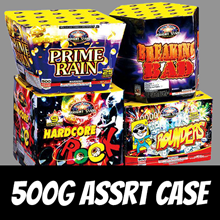 500G Assortments by the Case