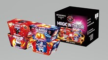 Magic in the Air Assortment-Case of 4 RA500377