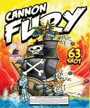 Cannon Fury FS001