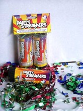 Party Streamers Bag of 2 K4706