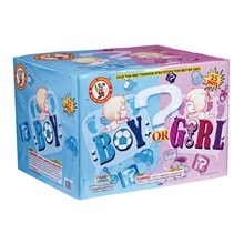 BOY OR GIRL(BLUE) GM763