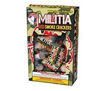 Militia Smoke Crackers 24's K2301