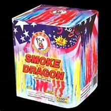 SMOKE DRAGON 16'S P5143