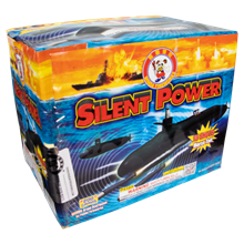 SILENT POWER 15'S-case of 8 P5165A