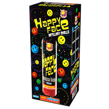 Happy Face Artillery Shell GMRL157