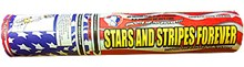 Stars and Stripes Cpnfetti Cannons K4706A