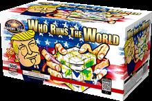 WHO RUNS THE WORLD 28'S BS8027