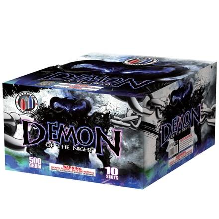Demon Of The Night SP5627
