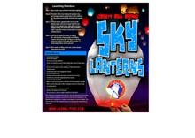 SKY LANTERN SL001