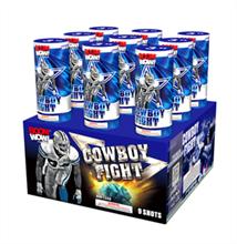 "Cowboy Fight 3"" 9 Shots BW1550case"