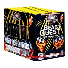 BEAST QUEST BS8019