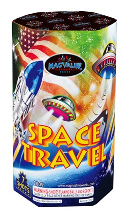 SPACE TRAVEL C009
