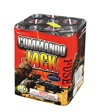 COMMANDO JACK C027
