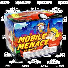 MOBILE MENACE 35 SHOTS-Case of 12 BP2449case